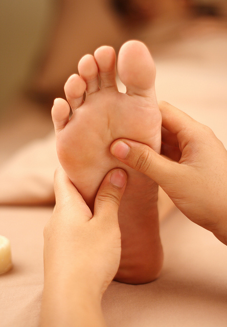 foot health awareness month